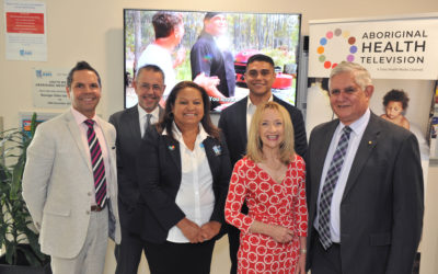 Tonic Launches World First Aboriginal Health Television Network